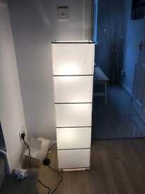 Ikea paper 3 bulb lamp