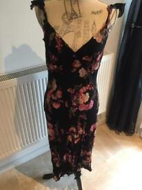 Floral dress from Next size 16