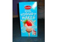 make your own gluten free, yoghurt maker