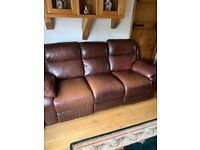Settee, Chair and stool