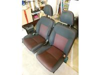 HONDA CIVIC SPORT (ep2) Type R (ep3) FRONT SEATS (2001 - 2005)