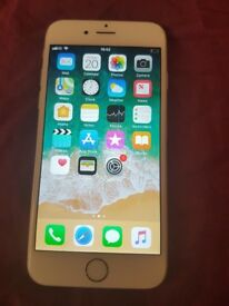 Apple i phone 6 white 16gb EE