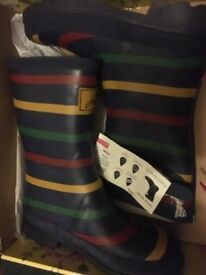 *** Joules wellies ***