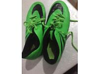 Nike football shoes size 4.5