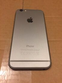 AS NEW 16GB APPLE iPhone 6,UNLOCKED,BOXED WITH ALL NEW ACCESSORIES, SCRATCHLESS,BLACK COLOR