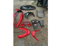 Honda pcx 2010-2013 job lot garage clearance