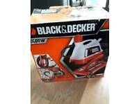 Black and Decker Steamer