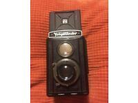 Voigtlander 'Brilliant' Vintage Camera, TLR Medium format