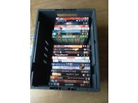 JOB LOT- DVD x 21 £10 (or make me an offer)