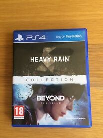 Heavy Rain/Beyond Two Souls collection