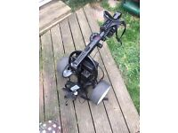 electric golf trolley spares or repair