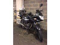 Reliable Black Honda CBF 125