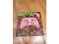 XBOX One Controller - Minecraft Pig - Boxed, Never Been Used