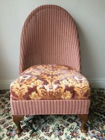 Vintage Lusty Lloyd Loom Nursing Chair