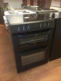 Black belling electric cooker £160