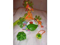 Tiny Love Baby cot mobile