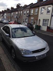 Ford mondeo 1.8 manual