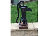Medium Vintage Water Pump