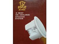 Ceiling Speaker 6.5 Inch - Pyle PDPC62