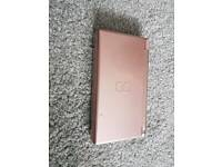 Rose gold Nintendo DS