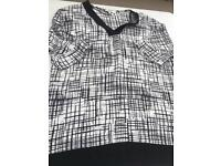 Blouse size:S immaculate condition