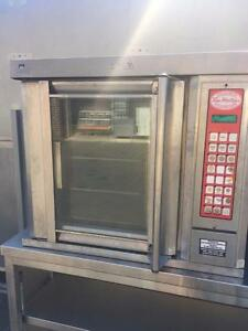 Tim Hortons Garland Half Size Electric Moisture and  Convection Bakery Oven