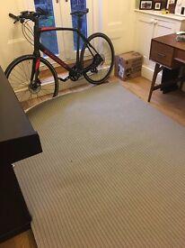 Spare John Lewis carpet, 1.7m x 2.3m