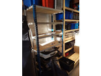 Metal Garage Racking Shelving Unit with 5 shelves