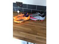 Football boots 8.5