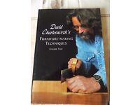 David Charlesworth's Furniture Making Techniques - Volume Two
