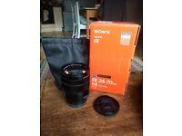 Sony FE 24-70 F4
