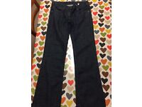 Ladies Next Sexy Bootcut jeans 10R