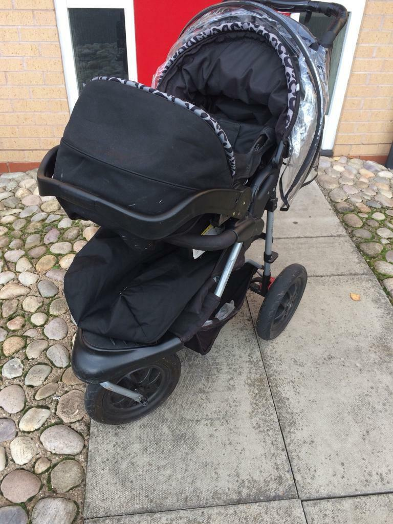 Mothercare Pushchair 2 in 1