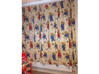 Teddy black out curtains