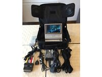 Panasonic DVD-LV50 Portable DVD Player & Carry Bag with Built in Speakers £20 ono