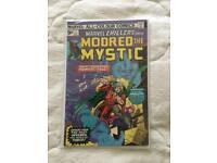 Modrid The Mystic#1 1975 Marvel comic