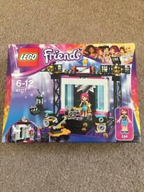 Brand new in box Lego Friends Pop star Stage