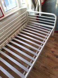 Single bed metal frame IKEA