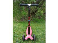 Maxi Micro Scooter, Red, 5 - 12years