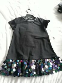 Selection of girls dresses and 2piece set