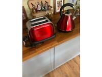Kettle and toaster new