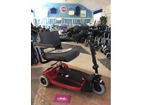 Pride Sonic 3 Wheel 'Car Boot Type' Travel Mobility Scooter