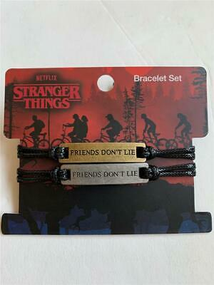 Loungefly Stranger Things Amigos No Lie Pulsera Set