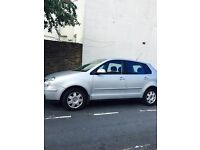 Polo automatic silver mot and tax 2003