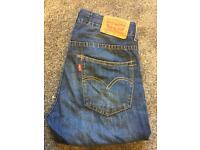 Levi's 504 boys jeans size 12 amazing condition