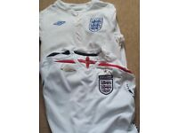 kids england football shirts