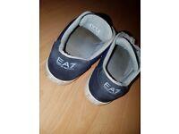 Armani shoes EA7