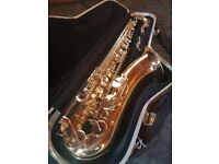 YAMAHA YTS 25 TENOR SAXOPHONE. Fully serviced and in excellent condition
