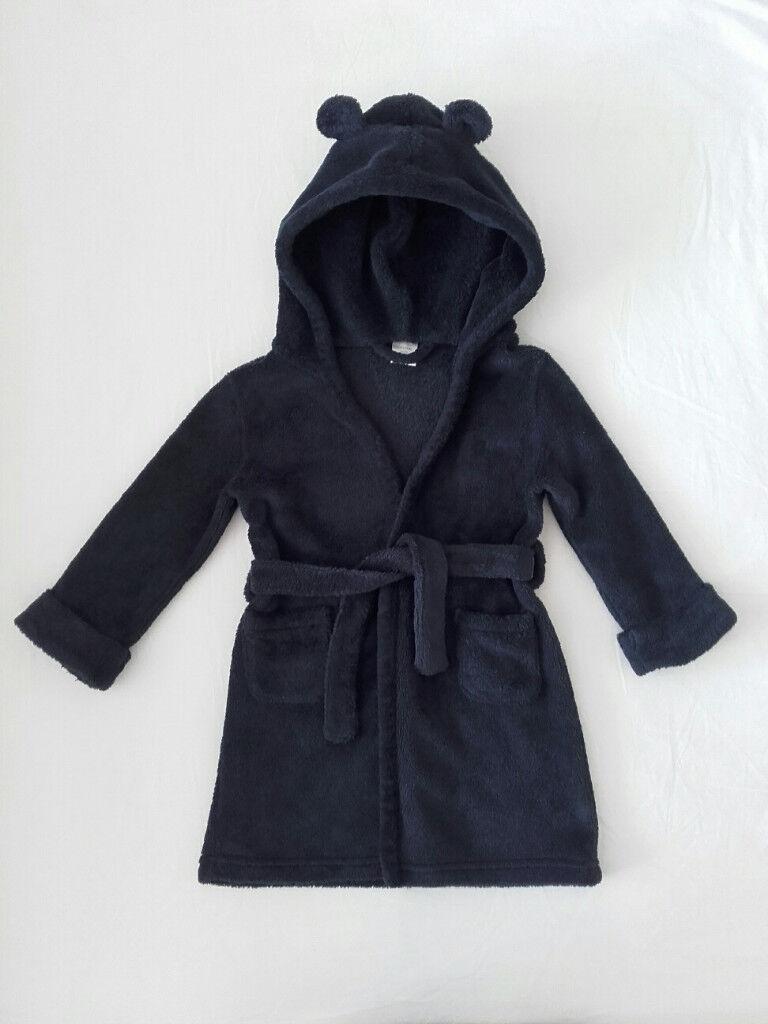 Gap unisex dressing gown size 2Y