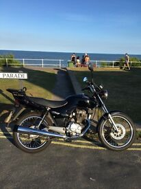 Honda CG 125 2007 V.G.C 15500 miles. Well looked after.